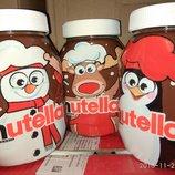 Шоколадный крем Nutella 1 кг Франция Бесплатная доставка по Киеву