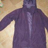 Куртка Mountain L. 18 . термо. ветровка.
