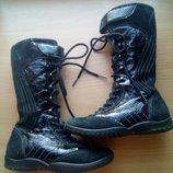 Джеокс geox сапоги ботинки кожа