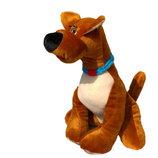 Мягкая игрушка Собака Скуби Ду 35 см и 50 см