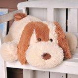 Плюшевая собака Шарик 50-110 см