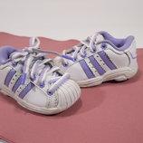 Кросівки шкіряні Adidas 11,2см оригінал