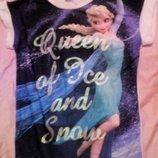 футболка для девочки -холодное сердце Disney на 10-11лет