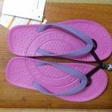 Вьетнамки Crocs, стелька 22,5см
