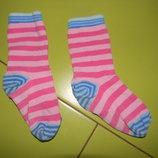 носки для девочки 25-27 р б/у