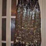 Блистающее Новогоднее Платье AEELIS