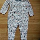 Новый фирменный человечек Disnay малышу 0-3 месяца