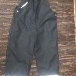 полукомбинезон штаны от дождя 7лет