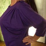 Красивое фиолетовое платье 52-54 р