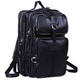 Кожаный рюкзак Бесплатная доставка мужской рюкзак Tiding Traveller t3034