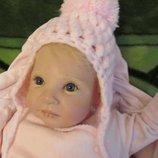 Коллекционная кукла реборн reborn большая рост 62см