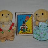 Игрушки Sylvanian Families Сильвания Фемилис семья
