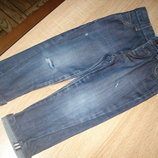 Baker Очень крутые джинсы бойфренды на 2-3 г. бу.