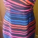 стильна сукня полоска р40 H&M ід стан
