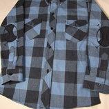 Тёплые рубашки зима 6 - 13 лет