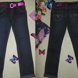 Джинсы-Узкачи Matalan 12лет 152см Мега выбор обуви и одежды