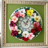 Часы Венок шиповника