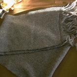 Теплый большой мужской шарф
