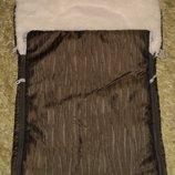 Мешок для санок и колясок конверт . Разные цвета Низкая цена