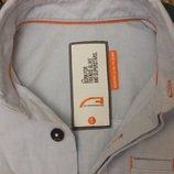 рубашка Next Premium Denim р.S-M