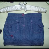 Юбка George 12-18мес 74-86см Мега выбор обуви и одежды