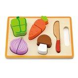 Viga Toys Овощи 50979