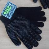 перчатки черные денские новые с биркой magic