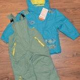 Костюм, куртка , полукомбинезон, штаны, комплект, лыжный рост 98