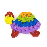 Пазл 3D Viga Toys Черепашка 55250VG
