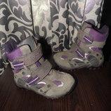 Зимние ботинки GEOX Gore-tex р-26