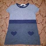 Платье-Туника на 86-92рост