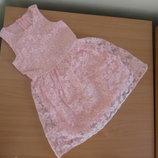Платье девочке 7 лет рост 122 см Next Некст