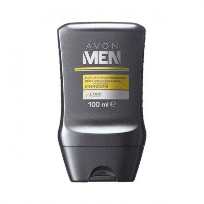 Комплексное средство для лица Активизируйся 2-в-1 бальзам после бритья и увлажняющий крем