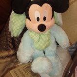 Скидка шикарная мягкая игрушка Минни Маус в костюме кролика Minnie Mouse Disney Сша оригинал 40 см