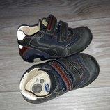 Chicco Удобные качественные туфли ботинки р 22