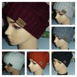 Очень теплые женские шапки,р-р универсальный,качество