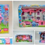 Свинка Пеппа и семья Peppa Pig . Лучшие наборы. Спешите купить подарки.