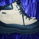 Новые термо ботинки totes оригинал ,по стельке 23 см