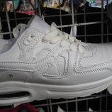 Стильные подростковые кроссовки копия airmax на девочку 36-41р