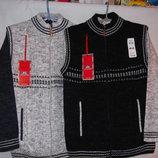 2 в 1 Выгодная вещь - жилет свитерок