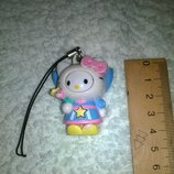 Коллекционная игрушка,брелок китти,Hello Kitty