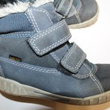 26 разм. Зима термо ботинки Ессо Gore - tex. Кожа. Индонезия