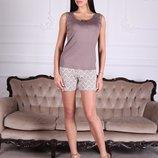 Комплект домашний, пижама S-,XXL,ТМ Роксана 543