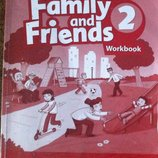 Family and Friends 2 класс Work Book