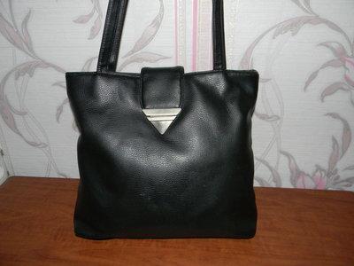 ad8b00cdee6a Стильная черная сумка Held: 150 грн - сумки средних размеров в  Днепропетровске (Днепре), объявление №11896132 Клубок (ранее Клумба)