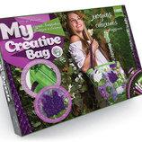 Оригинальная сумка-вышивка Сирень Danko Toys