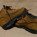 Фирменные кожаные ботинки Hi-Tec Lady Trilogy W/P SympaTex Англия 37 р