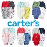 Бодики Carters комплекты