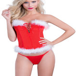 Новогодний эротический костюмчик / Эротическое белье / Еротична сексуальна білизна