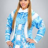 Карнавальный костюм Снегурочка прокат Киев - Борисполь